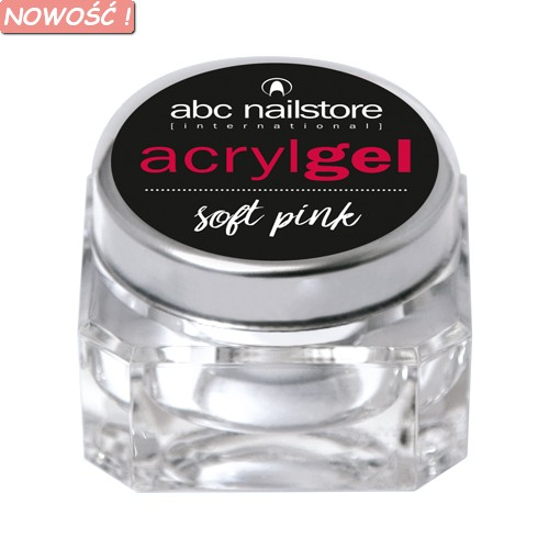 2401 abc nailstore Acrylgel soft pink, 15 g